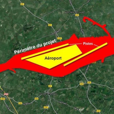 La Cour administrative d'appel de Nantes autorise les travaux du futur aéroport de Notre Dame des Landes