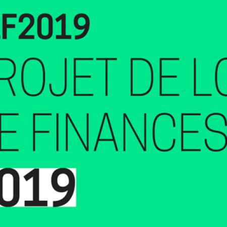 Que prévoit la loi de finances pour 2019 concernant les finances locales?